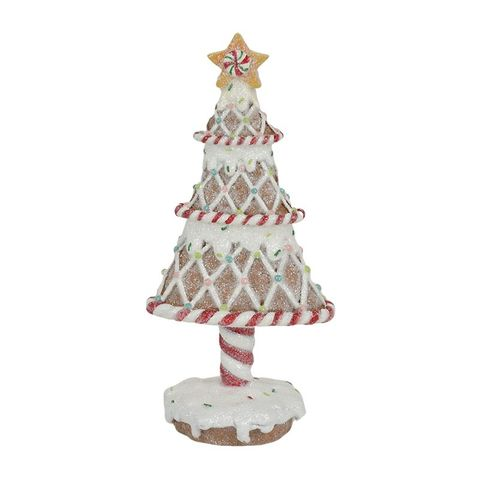 Gingerbread Tree Small