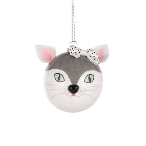 Kitty Hanging Bauble